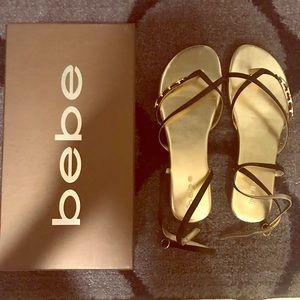 NWOT Bebe sandals